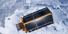 CRYOSAT-2-missionen. (Illustration: ESA)