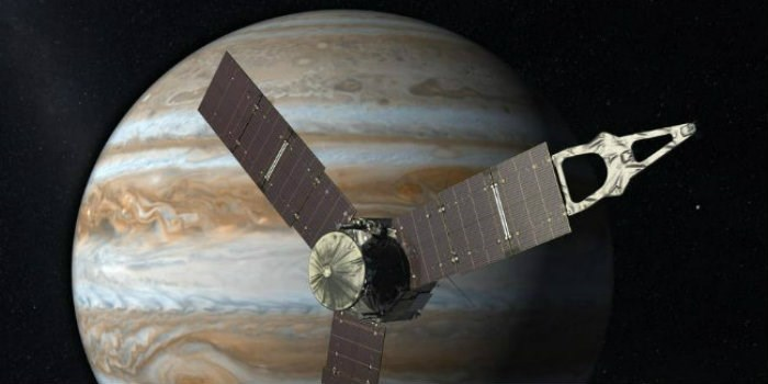 DTU Space is participating in NASA's Juno-mission and we have provided star trackers for the spacecraft. (NASA)