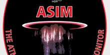 Logo for ESAs ASIM mission