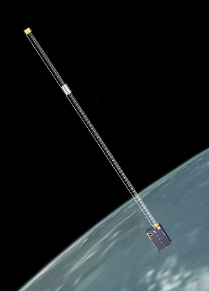 Oersted satellite